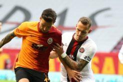Galatasaray'a son darbe Karagümrük'ten