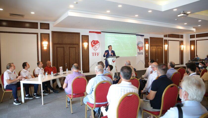 MHK'dan gazeteciler 'yeni talimatlar' semineri