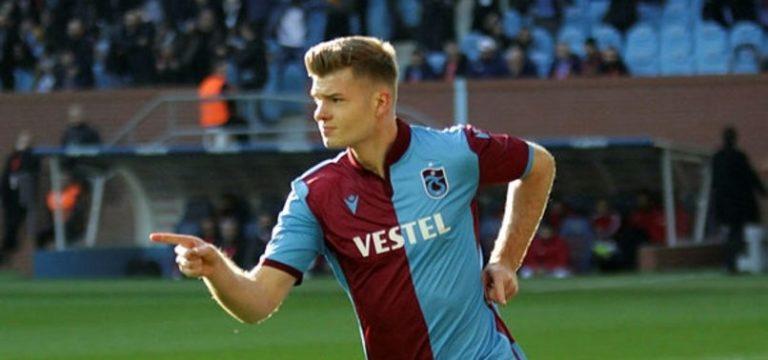 Trabzon'a Sörloth müjdesi
