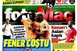 Sporda günün manşetleri (23 Temmuz)