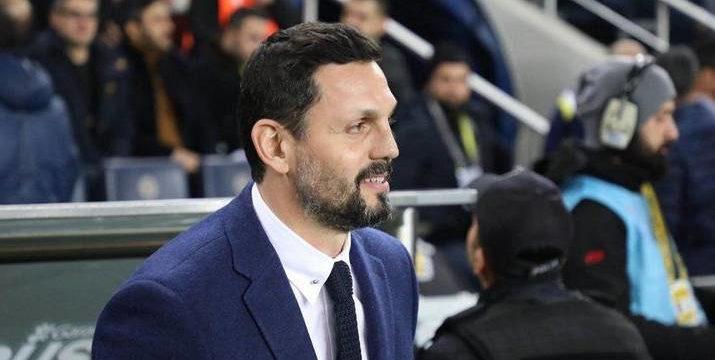 Erol Bulut resmen Fenerbahçe'de
