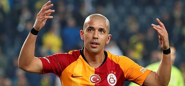 Galatasaray'a Feghouli piyangosu