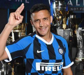 Inter, Alexis Sanchez'i bırakmadı