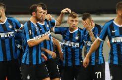 İlk yarı finalist Inter