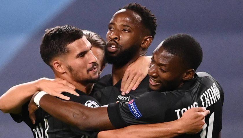 Şampiyonlar Ligi'nde bir sürpriz de Lyon'dan (ÖZET)