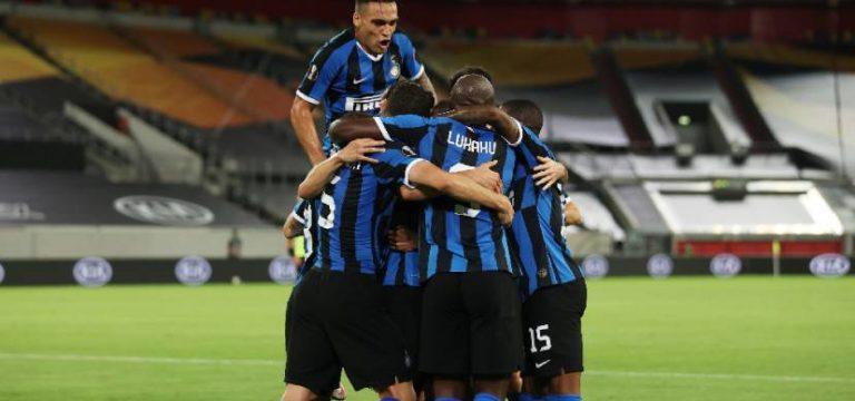 Inter şovla finale yükseldi