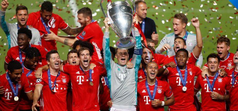 Şampiyonlar Ligi şampiyonu Bayern Münih