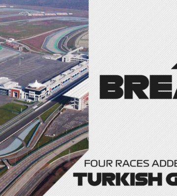 Formula 1 Türkiye'ye geri döndü