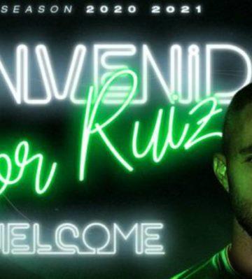 Victor Ruiz Real Betis'te