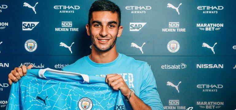 Manchester City ilk transferini yaptı