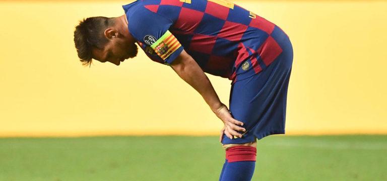 Barcelona'ya Messi şoku! Ayrılığın eşiğinde