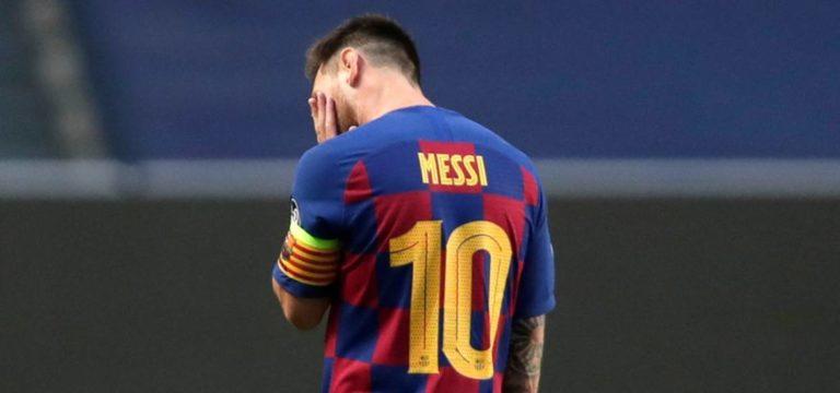 Messi şok kararını açıkladı