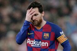 Messi'nin hedefinde yine yönetim var!