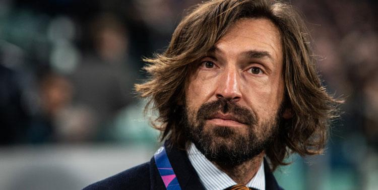 Andrea Pirlo Juventus'a döndü