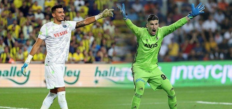 Süper Lig'in ilk haftasında kaleciler