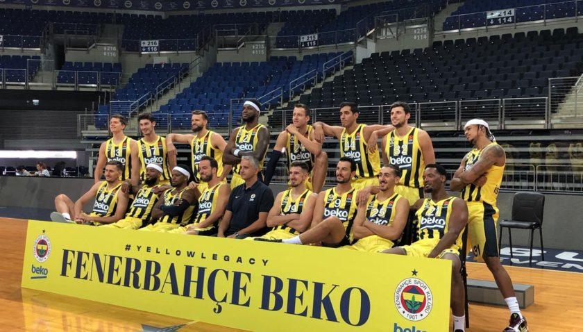 Fenerbahçe Beko'da 'Sarı Miras' sezonu