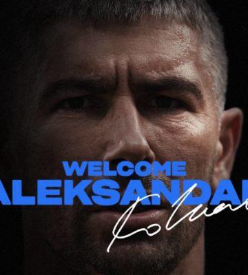 Aleklsandar Kolarov resmen Inter'de