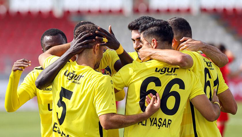 Derbide kazanan İstanbulspor