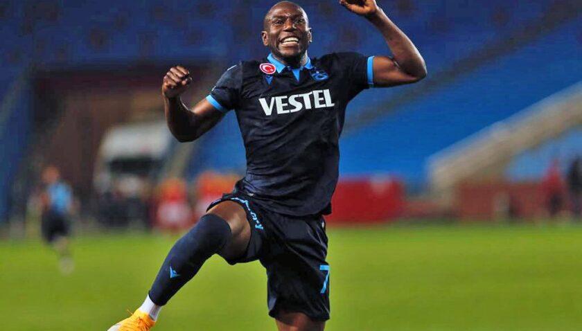 Benik Afobe: 'Benim amacım gol atmak'