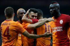 Belhanda Galatasaray'ı play off'a uçurdu