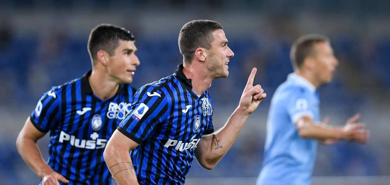 Atalanta Lazio'ya ders verdi