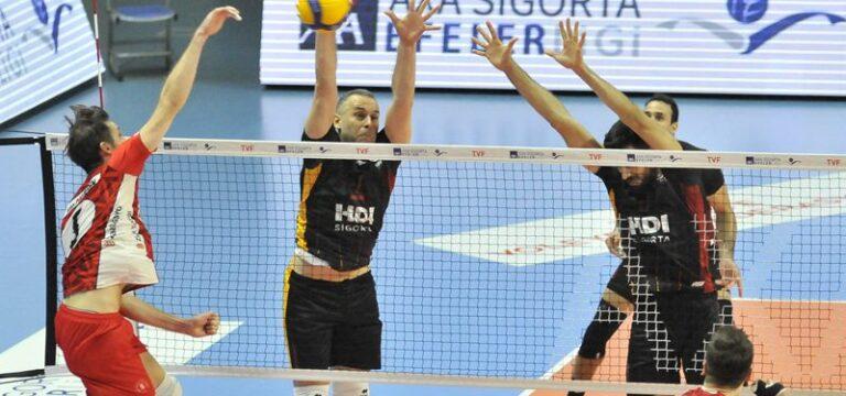 Galatasaray HDI Sigorta set vermedi
