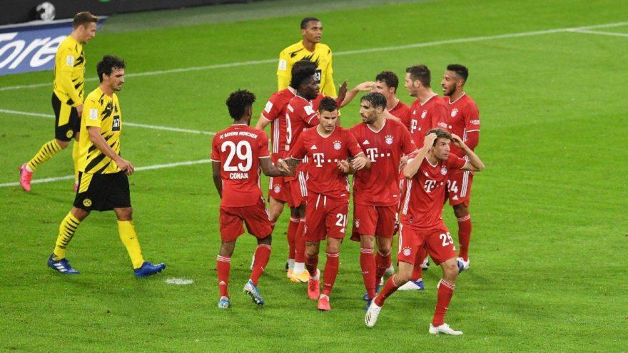 Bayern kupaya doyamadı