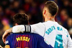 """Ramos: """"Messi Barcelona'da kalmalı"""""""
