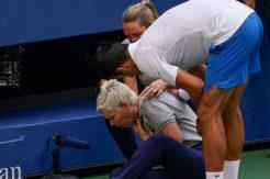 Şok olay! Djokovic diskalifiye edildi
