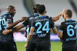 Trabzonspor – Yeni Malatyaspor maçının özeti