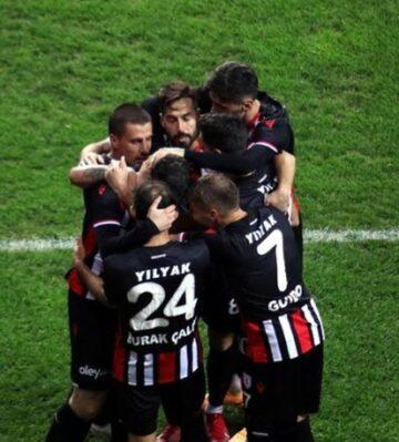 Samsunspor 2. yarıda açıldı