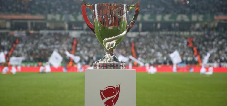 Türkiye Kupası'nda çeyrek final ve yarı final eşleşmeleri