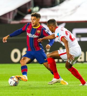 Barça'dan ilk kayıp