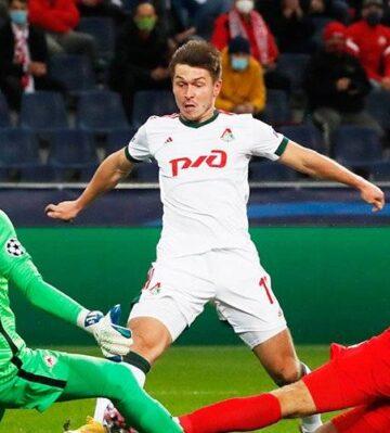 Lokomotiv Moskova Salzburg'a geçit vermedi