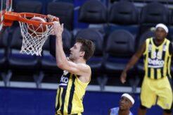 Fenerbahçe Beko'dan 39 sayı fark