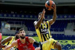 Fenerbahçe Beko uzatmada yıkıldı