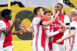 Ajax'tan tarihe geçen galibiyet: 13-0