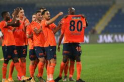 Başakşehir Antalya'yı gole boğdu