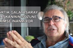 Turgay Kıran'dan G.Saray yönetimine ağır sözler (SPORLİG ÖZEL)