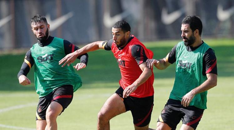 Galatasaray'da sakatlar birer birer dönüyor