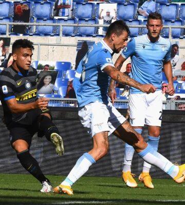 Inter'i Lazio durdurdu