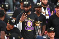 Final serisinin MVP'si LeBron James
