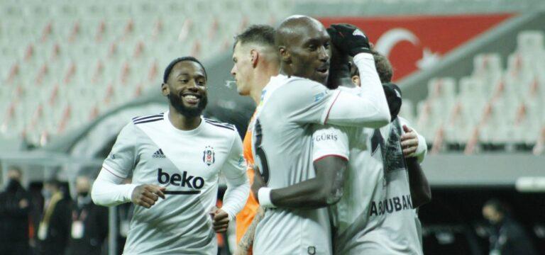 Müthiş maçta kazanan Beşiktaş (ÖZET)