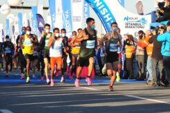 N'Kolay 42'nci İstanbul Maratonu sona erdi