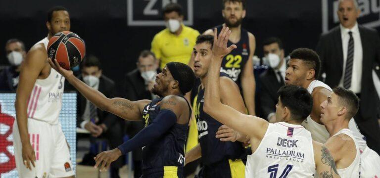 İspanya Fenerbahçe Beko'ya kabus oldu