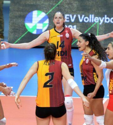 Galatasaray HDI Sigorta son 16'da