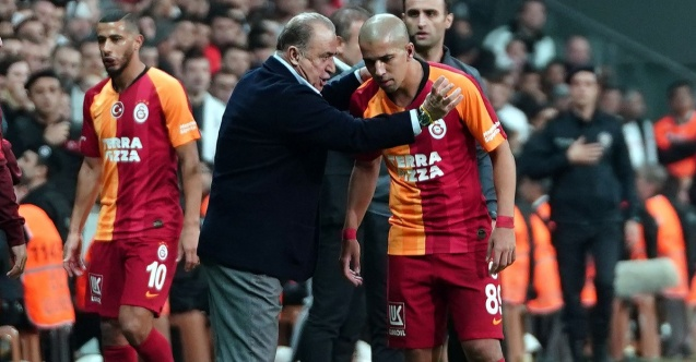 Galatasaray'da tüm gözler Feghouli'de