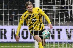 Haaaland Hertha'yı dağıttı