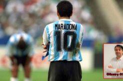 Ve Tanrı da elini futboldan çekti
