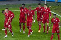 Lewandowski Bayern'i uzatmada uçurdu